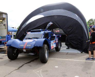 Silk Way Rally 2016 – Bivouac