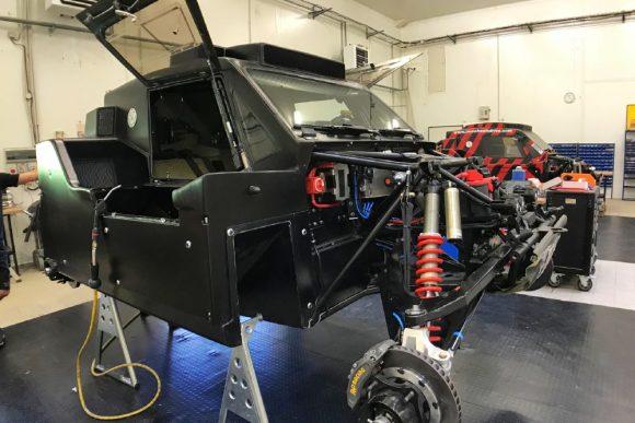 Le buggy 2WD 2.0 est bien né !