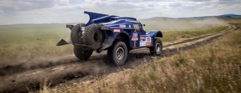 Le team two wheels drive entre au Kazakhstan