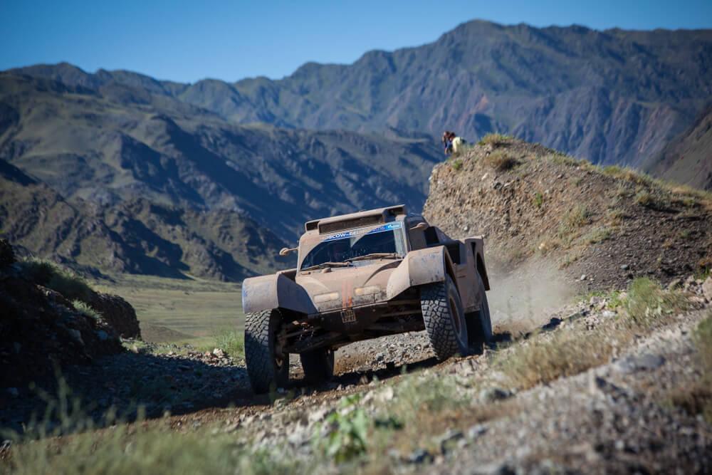 Le buggy SMG 2WD entre en Chine