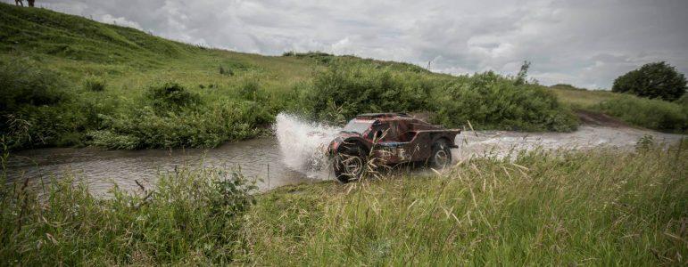 LE BUGGY 2WD EN EMBUSCADE DERRIÈRE LES USINES !