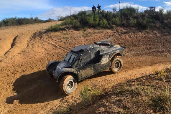 2WD testing at Le Creusot