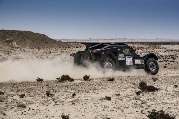 Qatar Rally 2019 : First leg