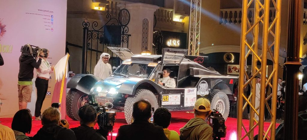 Qatar 2019 – Administrative checks and scrutineering done!
